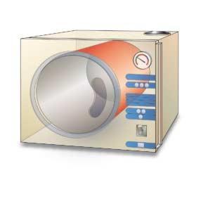 减菌器罐预热用