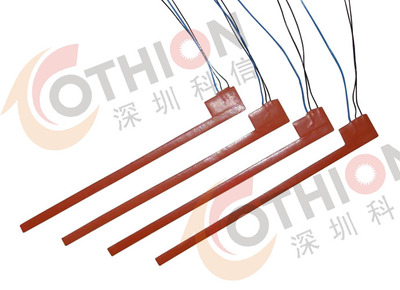 Can be ordered from one piece Silicone heating plate Silicone heating sheet Silicone heater Silicone