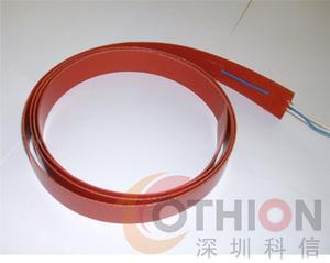 硅橡胶加热带 排气管及金属配管加热用