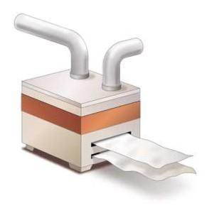 蒸汽糊除去装置结露防止用