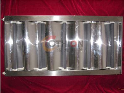 大型辐射陶瓷电热管加热器