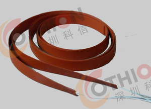How to choose the model of silicone rubber heating belt?