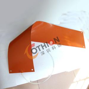 超薄硅胶电热膜