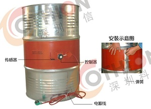 How to choose the model of the oil drum insulation heater correctly