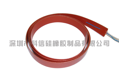 Heating belt for piping
