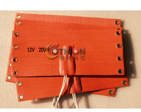 硅胶电热片 硅胶加热器