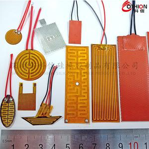 pi加热片,高温电热膜,Kapton膜电热片