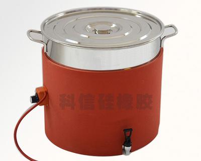 硅胶加热器|不锈钢汤桶加热器
