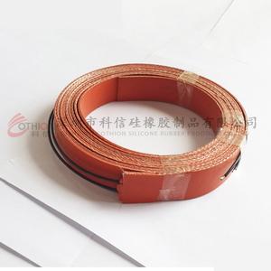 加热带管道加热用硅橡胶电热带集尘机