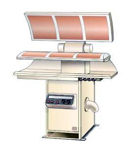硅胶加热器 熨烫衣服热板用