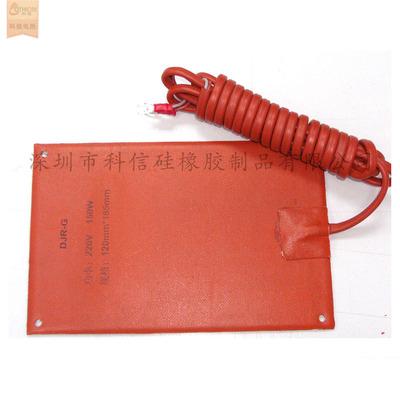 硅胶加热板 大型筒仓防湿用