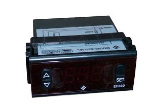 Digital display adjustable temperature controller