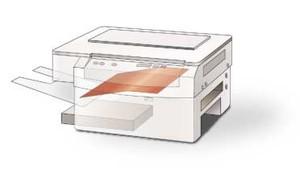 高束复印机调色剂定影用